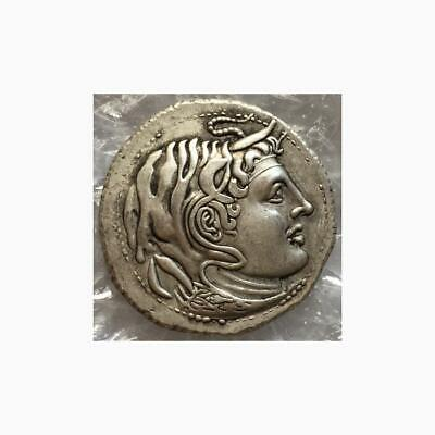 Ancient Greece Coin For Souvenir Collectors Silver Drachma Of Athens - Athena