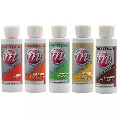 Coarse Mainline NEW Captiv-8 Carp Fishing *All Flavours Available*