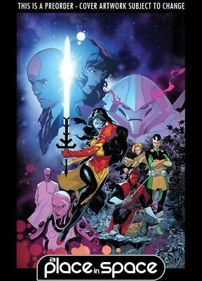 (Wk31) Powers Of X #1A - Preorder 31St Jul