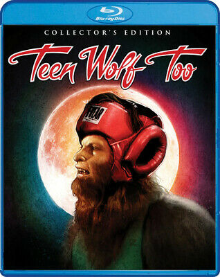 Teen Wolf Too (Collectors Edition) BLU-RAY NEW