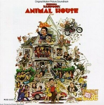 Animal House: Original Motion Picture Soundtrack - Various Artists - CD 1990-10-