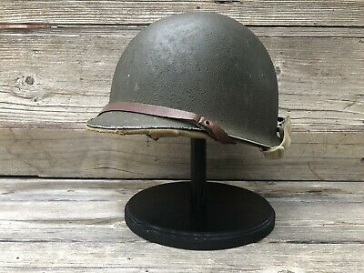 WW2/WWII (USGI) M1 w/ early Hawley fiber liner-  Very Nice!