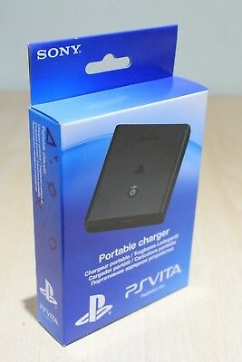 Official Sony Playstation  PS Vita Portable Power Charger external Battery