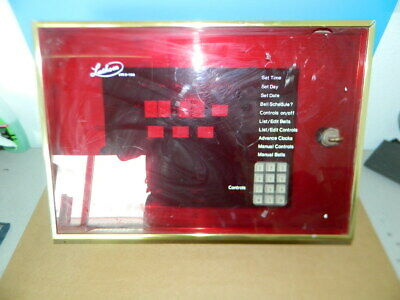Lathem Ltr8-128 Master Time Clock System Key Included