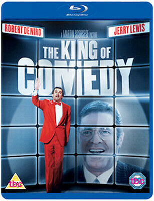 The King Of Comedy Blu-Ray [Uk] New Bluray