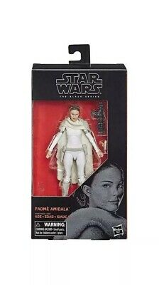 "Star Wars Black Series 6"" Attack of the Clones Padme Amidala Hasbro"