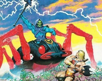 Poster He Man And The Masters Of The Universe #6