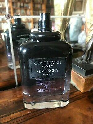 Wow! Gentlemen Only Intense by Givenchy 100 ml EDT Used/Usato