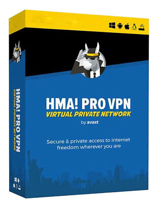 HideMyAss VPN Premium 1 YEAR SUBSCRIPTION | WARRANTY