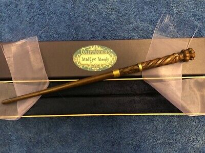 "MadEye Moody's Wand 14"", REAL WOOD, Harry Potter, JAPANESE Tour, Wizarding World"