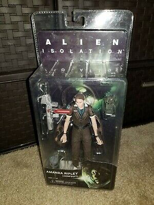 "NECA ALIEN ISOLATION AMANDA RIPLEY  Action Figure 7"" MIB"