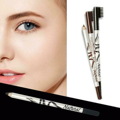 2in1 5 Colors Double Ended Eyeliner Eyebrow + Concealer Pencil Makeup Face B3H1