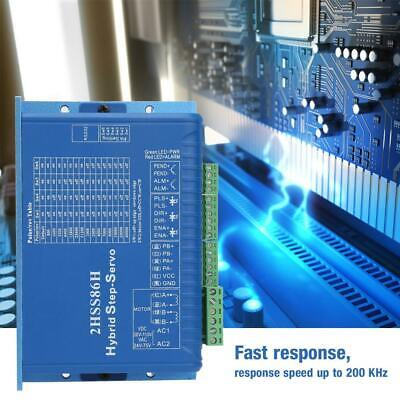 2 Phase Closed Loop Stepper Servo Driver 200KHz 2HSS86H Motor Controller DY