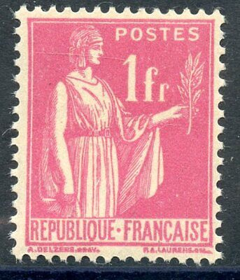 Stamp / Timbre / France Neuf Type Paix N° 369 ** Cote 7 €
