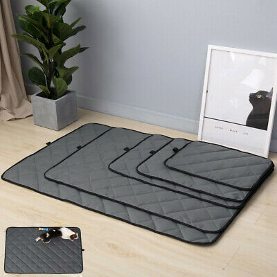 Pet Cool  Mat Dog Cat Bed Non-Toxic Cooling Dog Summer Pad 3 Sizes FAST POST CA