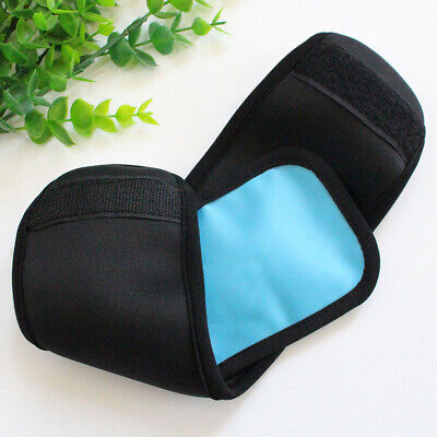 AU Reusable First Aid ice cold therapy gel pack wrap for knee elbow pain relief