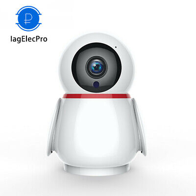 1080P Wireless WiFi IP Surveillance CCTV Home Security Camera Baby Pet Monitor