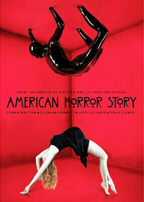 American Horror Story: The Complete First Season (Season 1) (4 Disc) DVD NEW