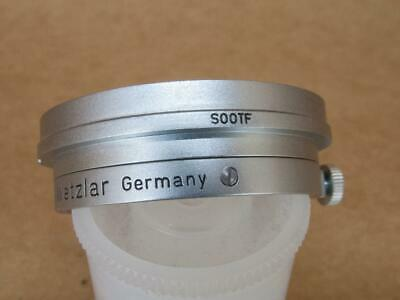 Leitz Leica SOOTF / 13079  Adapter for Summitar & Summarit filters on A36 lenses