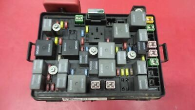 Relay/Fuse Box Engine 20908792 w/ Electric Driver Seat Fits 09-11 HHR 191105