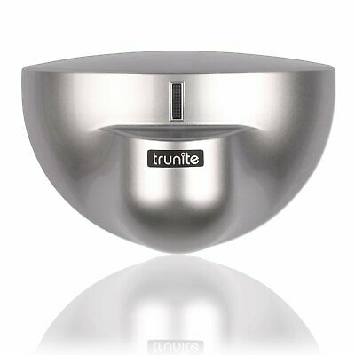 Trunite 24GHz Universal Microwave Motion Sensor for Automatic Door Lock Silver