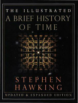 The Illustrated Brief History of Time, Updated and Expanded Edition  (ExLib)