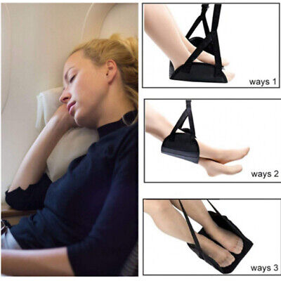 Portable Travel Footrest Foot Rest Hangmat Table Hanging Pad Hammock Relieve DA