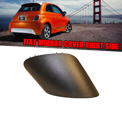 For FIAT 500 MIRROR ARM COVER STEM CAP DRIVERS SIDE GENUINE FIAT
