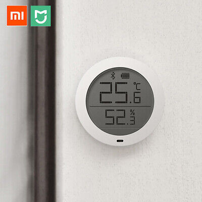 Xiaomi Thermometer Hygrometer High Precision Indoor With Lcd Large Screen XM