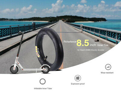 Rcharlance 8.5'' Solid Tire Wheel Inner Tube For Xiaomi M365 Electric Scooter