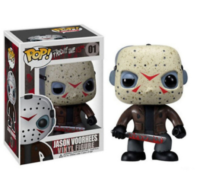 NEW! Funko POP Friday the 13TH Jason Voorhees Action Figures Collection Vinyl