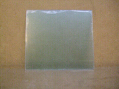 Anti Spatter Welding Helmet Clear Cover Outer Lens 108mm x 83mm pack of 100