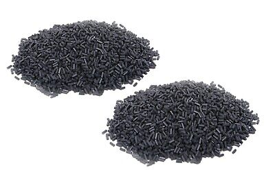 2000 pcs replacement flint stones for lighters black color of high quality