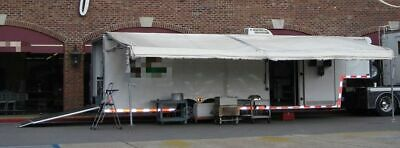 2003 - 36' Roadmaster Gooseneck Kitchen Food Concession / Catering Trailer for S