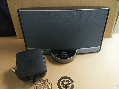 BOSE SOUNDDOCK PORTABLE Digital Music System no charger 30