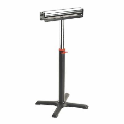 Sealey RS5 Roller Stand Woodworking 1 roller 90kg Capacity