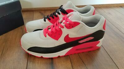 NIKEID CUSTOM NIKE Air Max 90 Infrared Neon Green Men's Size