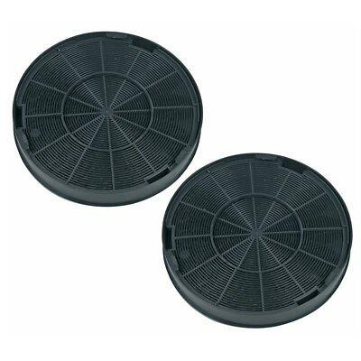 Activated Carbon Filter round Set Exhaust Hood Universal Electrolux 902979357 Ef