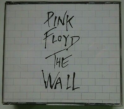 PINK FLOYD The Wall - Remastered 2 CD Set of 1979 Album (1994) Fatbox Case