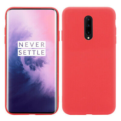 For OnePlus 7 Slim Soft TPU Silicone Protectice Shockproof Back Phone Case Cover
