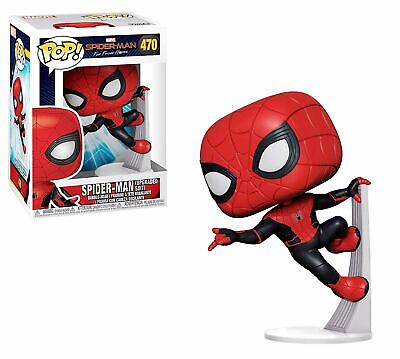 Marvel Spider-Man Far From Home (Upgraded Suit) Pop! Funko Vinyl Figure n° 470