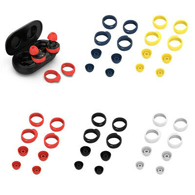 For Samsung Galaxy Buds Earpone Silicone Protect Case Cover Tips Gels Buds 8Pcs