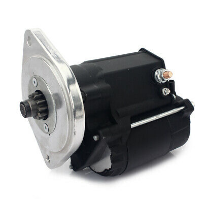 New Black Starter 1.4KW for Ford 351M 400 429 460 180 ft-lb 4.4-1 Gear Reduction