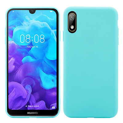 For Huawei Y5 2019 P Smart Z Slim Soft TPU Silicone Shockproof Phone Case Cover