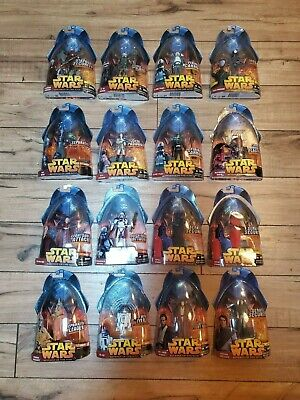 Star Wars Revenge of the Sith Action Figures - You choose the figure