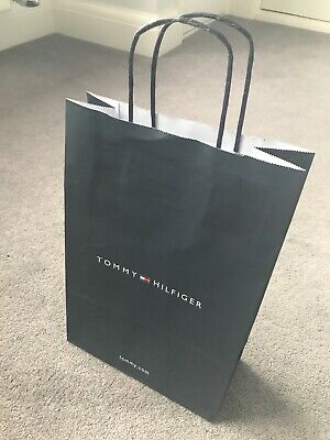 online store undefeated x footwear TOMMY HILFIGER MEDIUM Gift/ Shopping Bag - £2.00 | PicClick UK