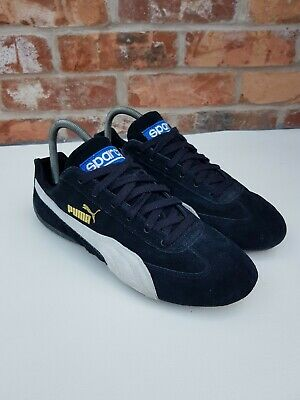 fc68010eed72 Puma X Sparco 'Speedcat' Motorsport Trainers Size 9Uk Excellent Condition!