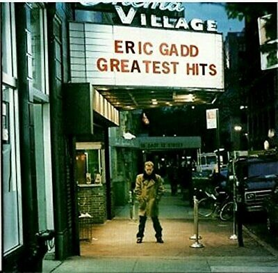 Gadd Eric - Greatest Hits - Gadd Eric CD 34VG The Cheap Fast Free Post The Cheap