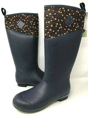 TWT-1PLD Waterproof NEW OEM Muck Boots Women/'s Tremont Pull-tab for on//off