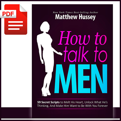 How to Talk to Men by Matthew Hussey P.D.F